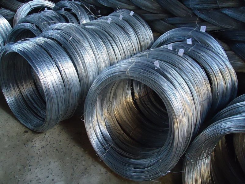 Galvanized HIgh Tensile wire